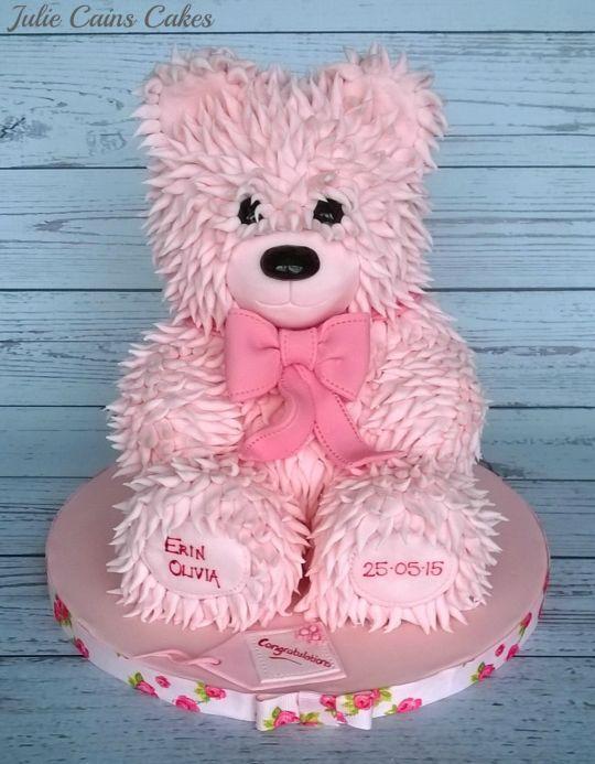 Teddy for Erin