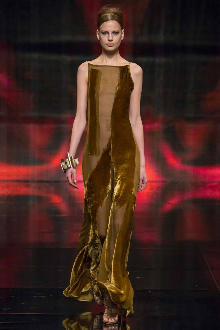 Fall 2014 Ready-to-Wear - Donna Karan Montague