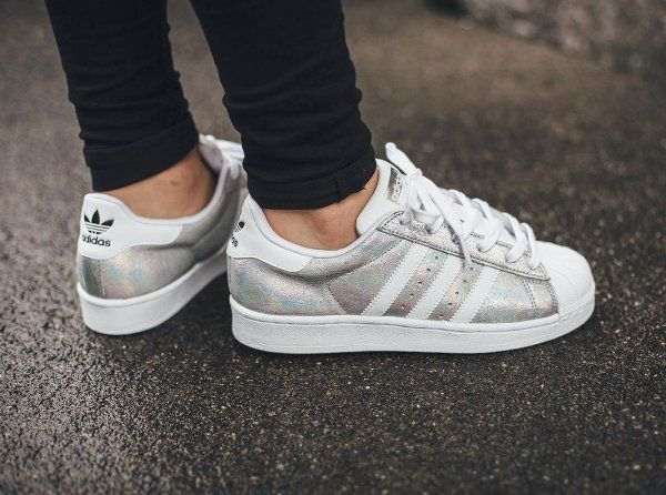 Adidas Superstar footwear white core black (femme) (1)