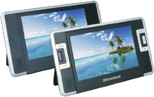 Sylvania SDVD8732 7-Inch Dual Screen Portable DVD Player with Built In 3.5 Hour Battery Life and USB/SD Card Reader by Curtis  http://www.60inchledtv.info/tvs-audio-video/dvd-players-recorders/sylvania-sdvd8732-7inch-dual-screen-portable-dvd-player-with-built-in-35-hour-battery-life-and-usbsd-card-reader-com/