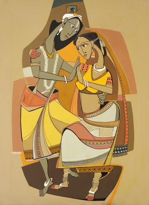 Indian Art gallery.