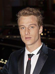 Alexander Fehling:  German actor