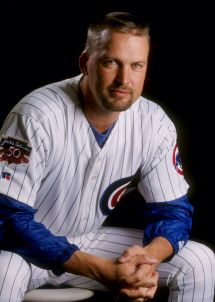 meet Mark Grace <3 [signed with Cubs in 1985, first MLB debut May 2, 1988-final MLB game with Diamondbacks September 28,2003]