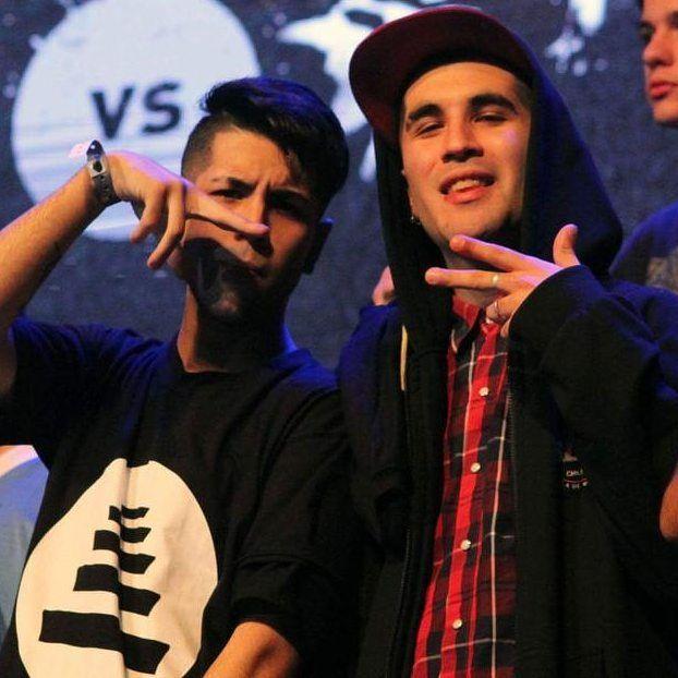 La CMK - Wolf y MKS, hermanos raperos.