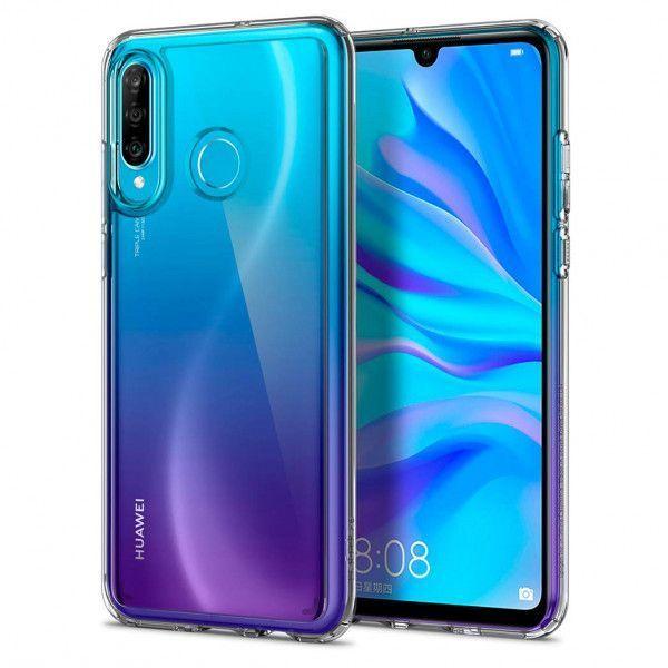 Spigen Huawei P30 Lite Ultra Hybrid Case Transparent 4k Huawei Case Huawei Spigen
