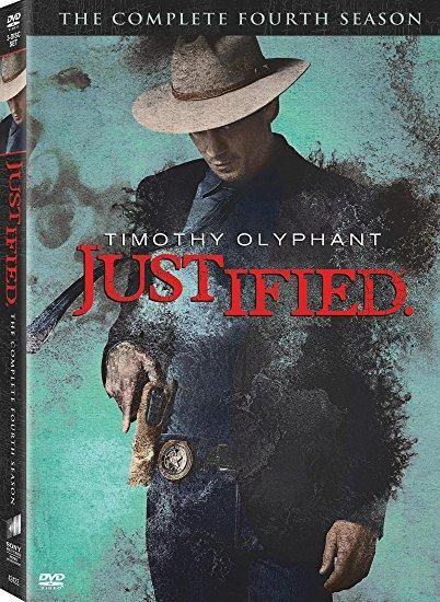 Timothy Olyphant - Justified: Season 4