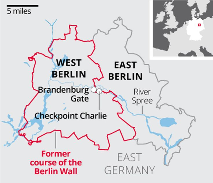 best cold war images berlin wall history  image result for path of the berlin wall