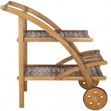 Lodi Outdoor Tea Cart