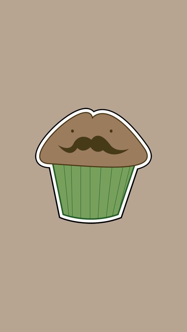 friggin cute mustache wallpapers for iphone i p h o n e