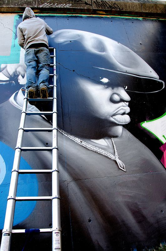 247 best images about biggie smalls notorious b i g on for Baby boy tupac mural