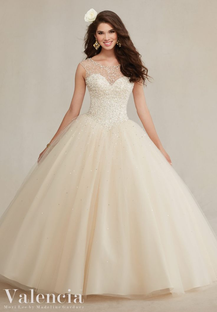 The Latest White Quinceanera Dresses by Your Favorite Designers