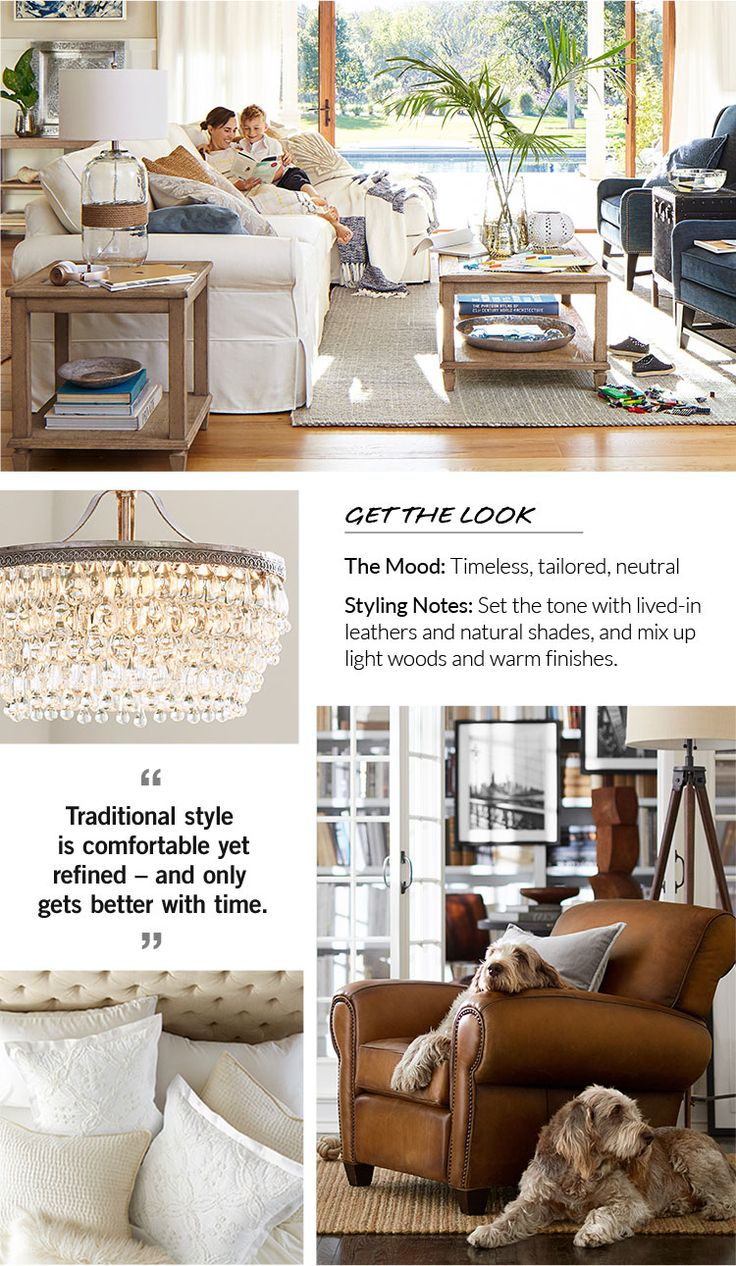 Style Finder Quiz Pottery Barn Style
