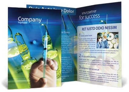Best Medical Brochure Images On Pinterest Medical Brochure - Free medical brochure templates