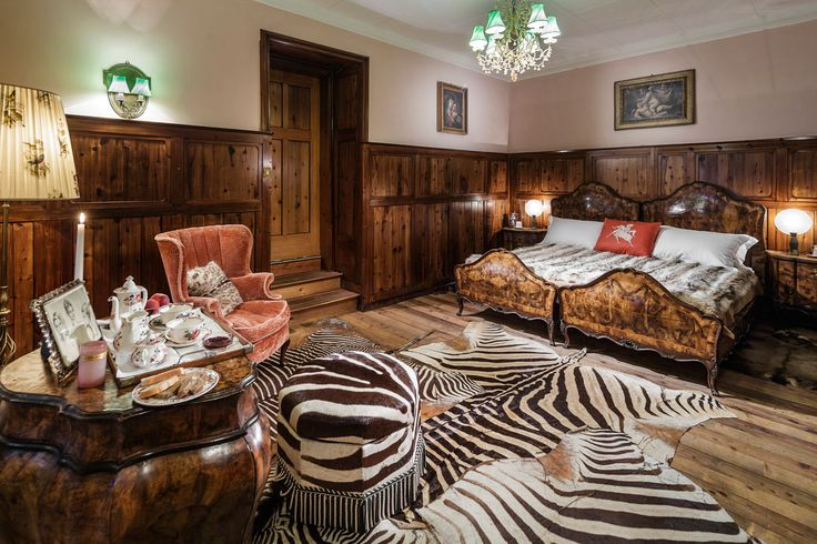 The Hunter Suite - Valcastello San Candido - Dolomites Photo © www.bandion.it