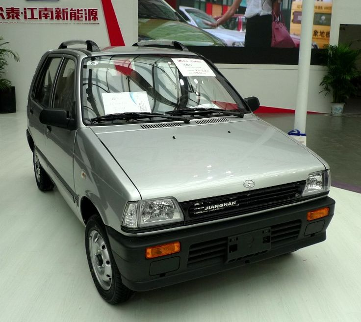 This Is The Cheapest Car In China: This little beauty is the cheapest car in China. It is called the Jiangnan TT. It is manufactured by Jiangnan Auto, a subsidiary of Zotye Automobile. The list price of the TT starts at 20,800 yuan but...