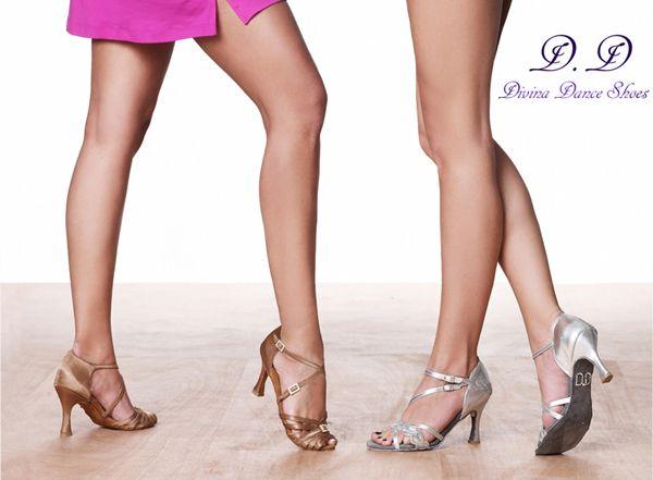 Φωτογράφιση  Παπούτσια Χορου Latin  2017 Divina Dance