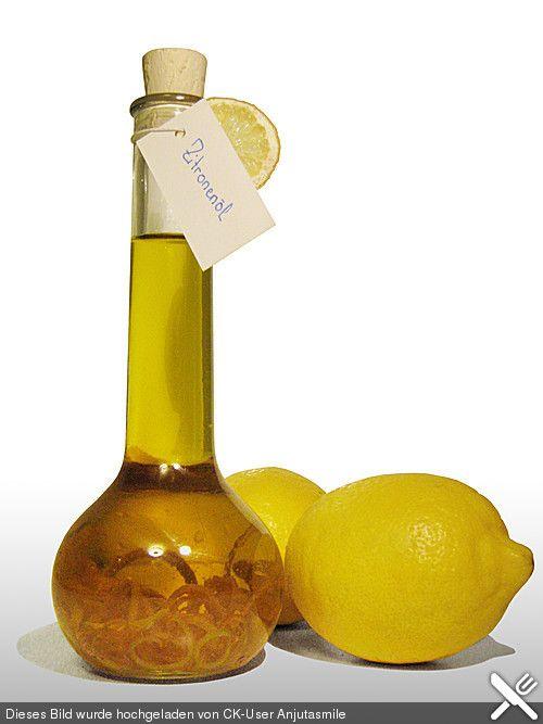 Carstens Zitronenöl