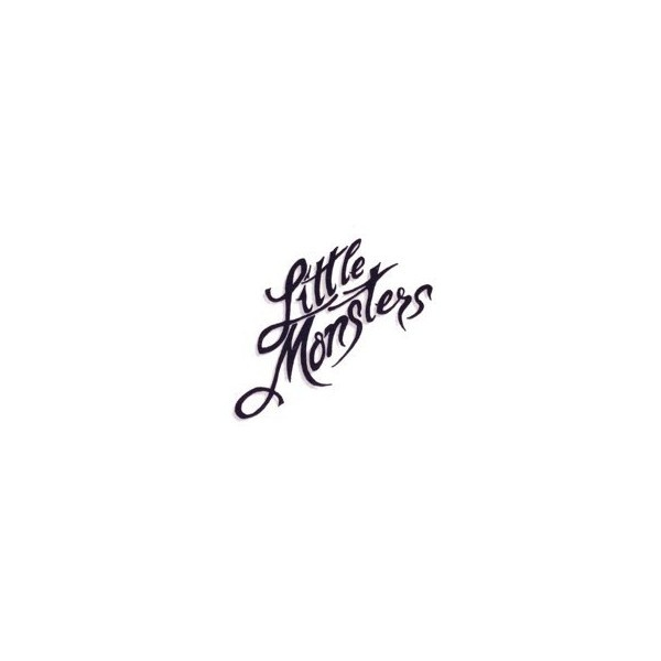 Lady Gaga's 'Little Monsters' Tattoo ($3.93) ❤ liked on Polyvore