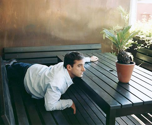 Steve Carrel-He is a close first husband