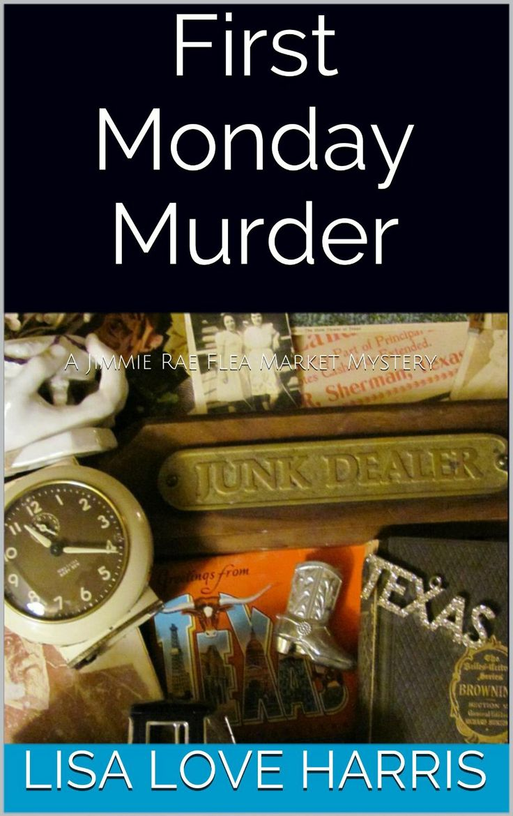 First Monday Murder  ($3.62) http://www.amazon.com/exec/obidos/ASIN/B00G8UL4AG/hpb2-20/ASIN/B00G8UL4AG It's a fun read and can't wait for the next one. - This author owes her readers a better effort. - The plot line was a little hard to believe.