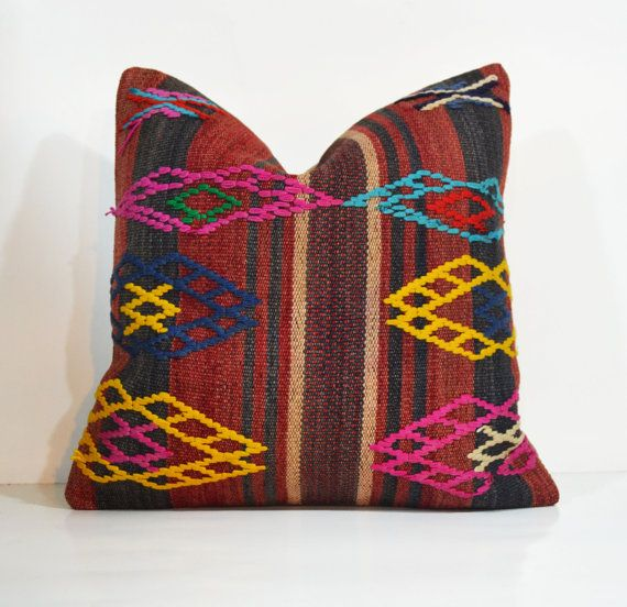 Hey, I found this really awesome Etsy listing at https://www.etsy.com/listing/176975853/bohemian-home-decor-kilim-cushion-cover