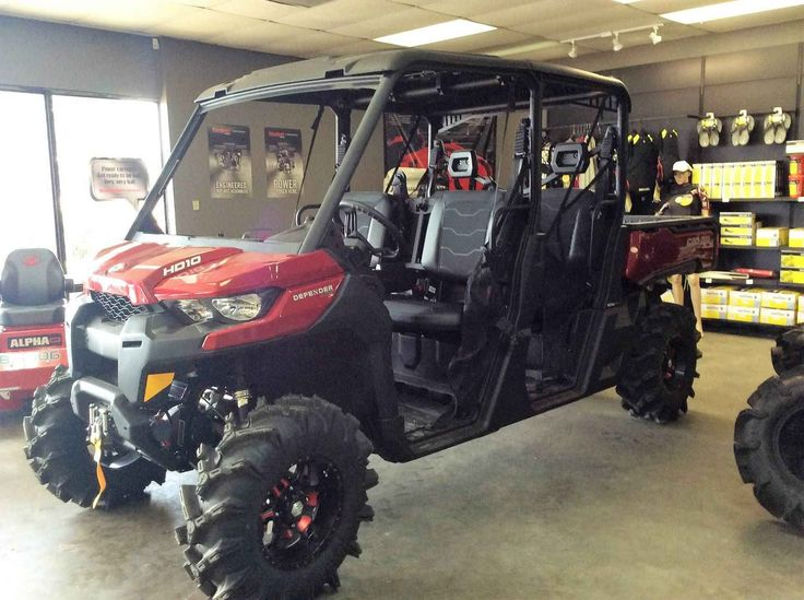 227 best Can Am Defender MAX XT™ HD10 2017 images on Pinterest