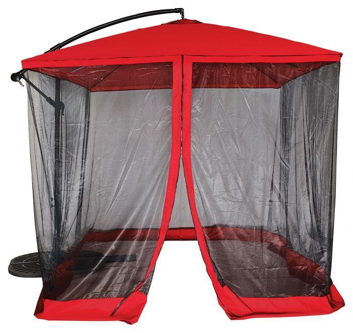 interesting apportez de la couleur votre ensemble de patio avec ce magnifique parasol manivelle. Black Bedroom Furniture Sets. Home Design Ideas