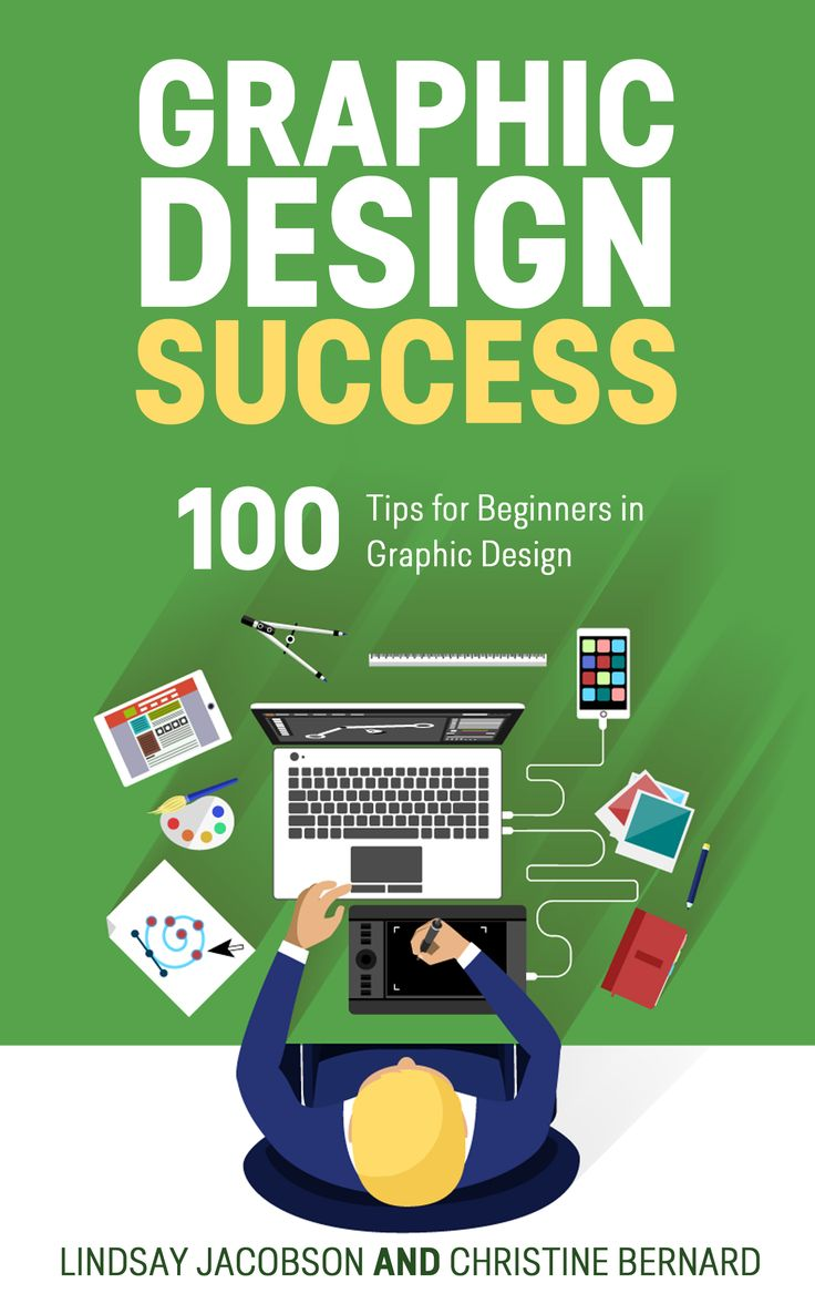 Kindle Ebook. Great tips and tricks for beginners in Graphic Design