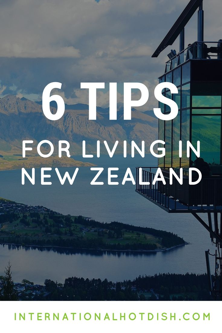 Some random tips and thoughts about living in New Zealand. Depending on where you're from, some might be familiar. http://internationalhotdish.com/2017/09/30/5-tips-for-daily-life-new-zealand/