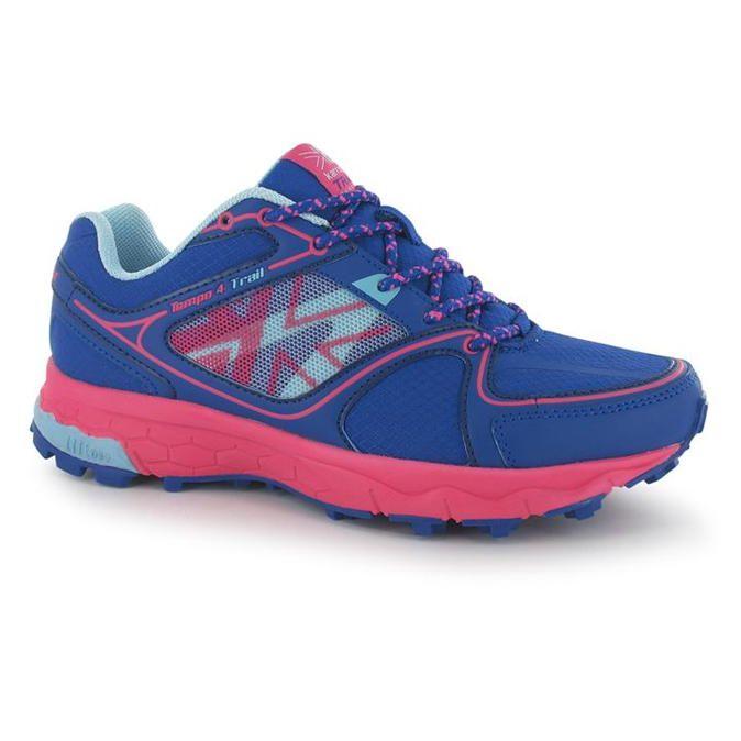 Karrimor | Karrimor Tempo 4 Junior Girls Trail Running Shoes | Trail Running…