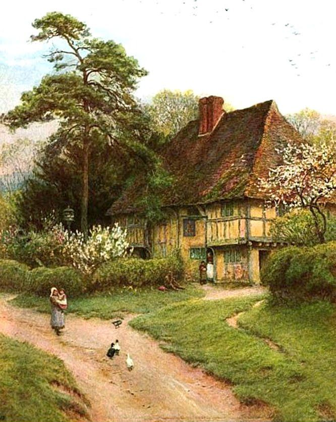 lloyd 39 s blog old english country cottageslloydkahn
