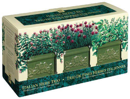 Garden At Home - Italian Herb Trio Garden at Home http://www.amazon.com/dp/B0009WRJ6C/ref=cm_sw_r_pi_dp_fZ4xwb1KVCGHA