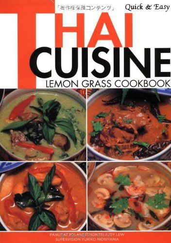 154 best thai cooking food wine images on pinterest thai quick easy thai cuisine lemon grass cookbook quick and easy cookbooks series forumfinder Gallery