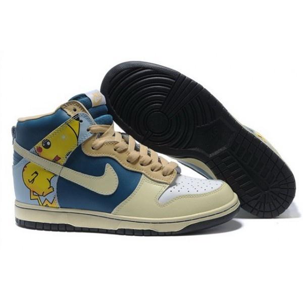 Cute Pikachue Nike's