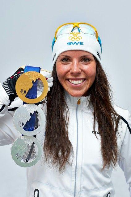 Charlotte Kalla olympics