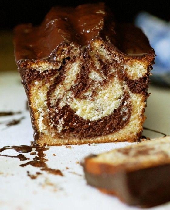 Marmorkuchen: Ein Kunststück, das jedem gelingt - so saftig und schokoladig. Himmlisch!