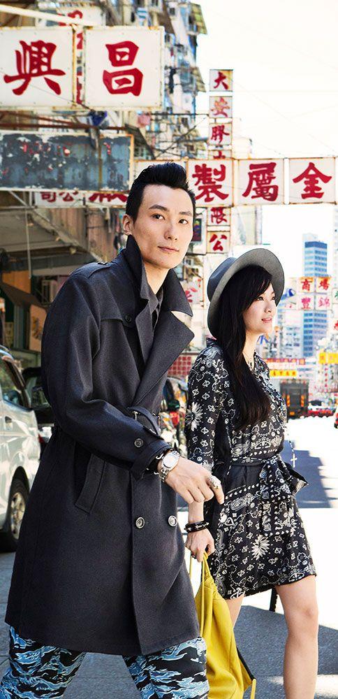 Chris shot by Wing Shya in Hong Kong
