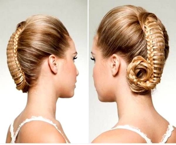 Summer Wedding Hairstyles For Medium Hair : Top wedding hairstyle trend  for bride girls