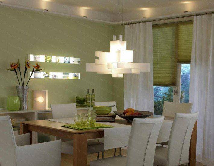 48 best images about dining room lighting on pinterest for Casual dining room lighting ideas