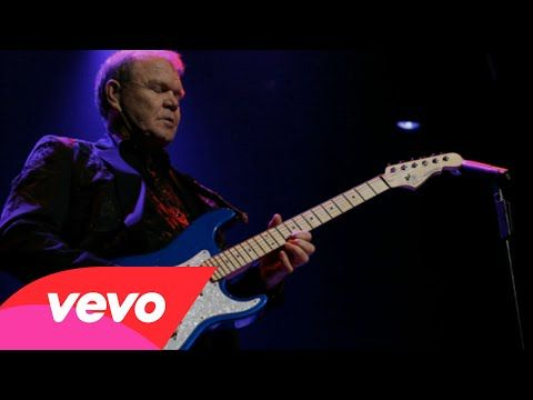 "Glen Campbell's new video for ""Not Gonna Miss You"" is heartbreakingly sad 