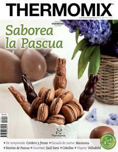 Revista Thermomix nº42 - Saborea la Pascua