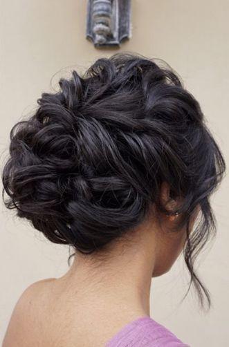 Best Wedding Hairstyles : Featured Hairstyle: Heidi Marie (Garrett); hairandmakeupgirl; Wedding hairsty