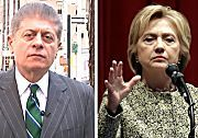 A new set of State Department documents released Thursday by the watchdog group Judicial Watch reveal then-Secretary of State Hillary Clinton made the choice not to use a secure phone line amid a technical problem and acknowledged the risk of using a private Blackberry phone.