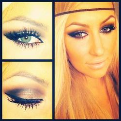 Makeup Lovers Unite!: ArchiveBeautiful Makeup, Lovers United, Eye Makeup, Hairmakeup, Hair Makeup, Makeup Lovers, Eyeshadows, Eyemakeup, Smokey Eye