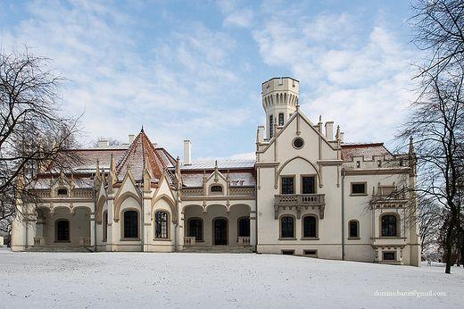 Jasło pałac Sroczyńskich