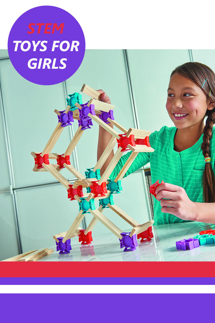 Real Toys For Girls : Expand their horizons and prepare them for real world