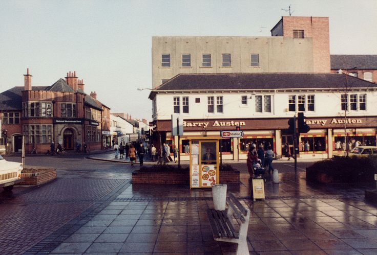 beeston notts 1970s