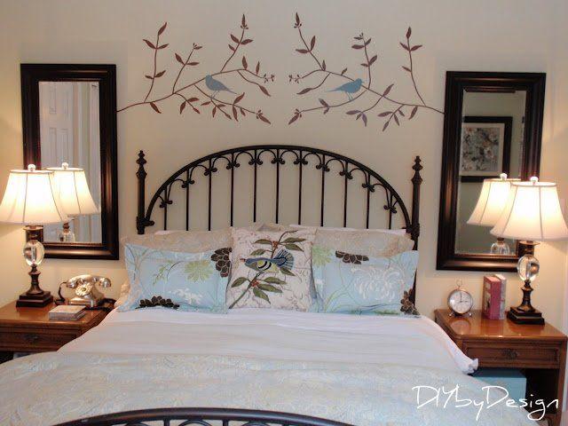 ..: Wall Art, Bedrooms Colors Schemes, Decor Ideas, Guest Bedrooms, Master Bedrooms, Beds Frames, Bedrooms Decor, Design Home, Bedrooms Ideas