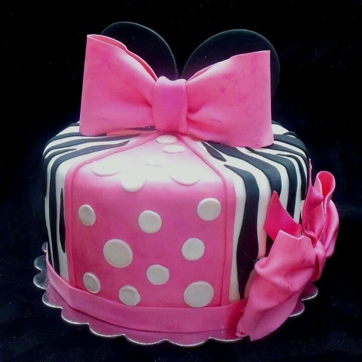 minnie mouse cake girl birthday birthday cakes birthday ideas birthday ...