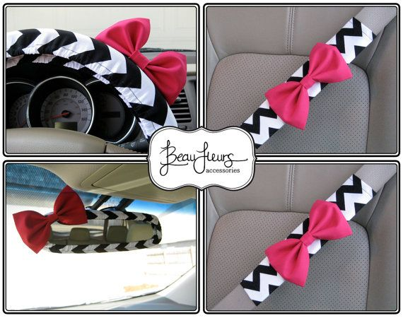 The Original Full Set Custom Steering Wheel Cover by BeauFleurs, $85.00 -- O my goodness. I just can't. #InLove